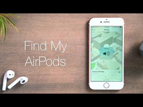 How to use Find My AirPods | iOS Quick Looks