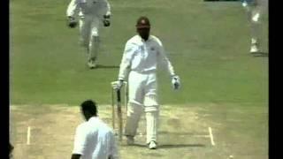 1997 West Indies vs Sri Lanka test series highlights