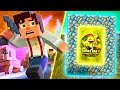 How to Make a Portal to MINECRAFT STORY MODE | Minecraft