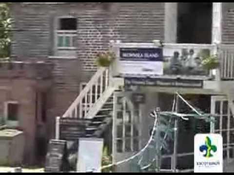 Alvorecer do Escotismo - Brownsea Island 2007