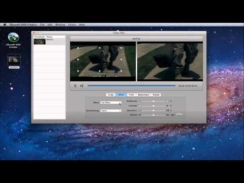 How to Burn TS to DVD on Mac OS X, Windows