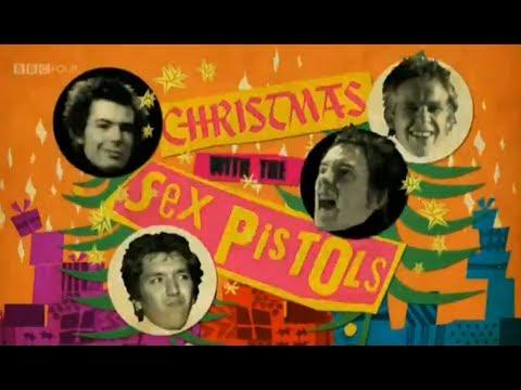Punk rock christmas sex pistol