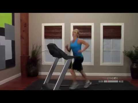Treadmill workout routine with Shelly - 60 Minutes