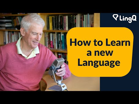 Steve Kaufmann: My Method for Learning Languages from Scratch