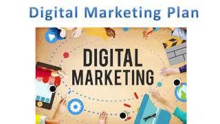 كورس السوشيال ميديا   خطة التسويق الالكترونى - Digital marketing plan