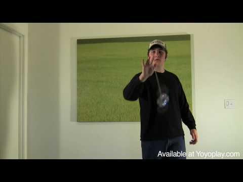 Duncan Pulse Yoyo Demo, with yoyoing