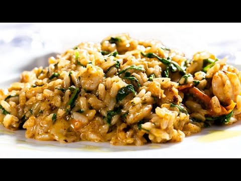 Chicken and Bacon Risotto | One Pot Chef