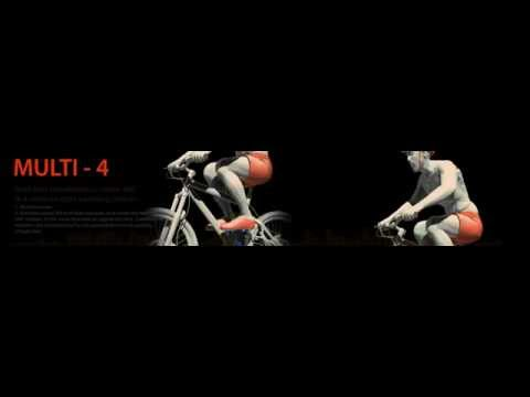 CARON Bicycle - Develop your muscles