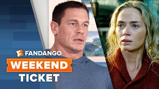 Now In Theaters: Blockers, A Quiet Place, Chappaquiddick | Weekend Ticket