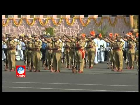 Hyderabad National Police Academy : IPS Officers Passing Out Parade   Home Minister Rajnath Singh