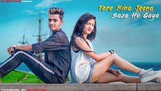 Tere Bina Jeena Saza Ho Gaya  School Crush Love Story  Latest Punjabi Song 2019  SR Brothers   ft.SR
