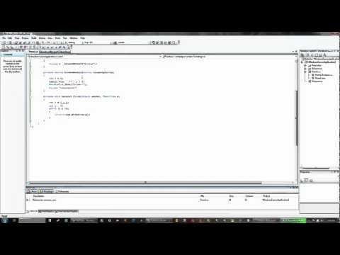 C# 17 Debugging in Visual Studio 2008