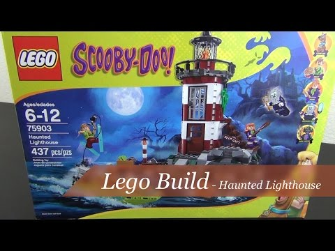 Let's Build - Lego Scooby-Doo Haunted Lighthouse Set #75903 - Part 1