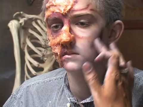 How to make a Zombie!!! inexpensive costume making