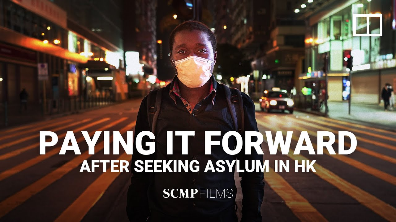 From asylum seeker to banker: Zimbabwean in Hong Kong pays it forward