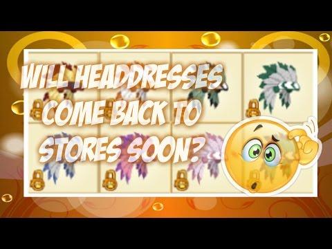 Animal Jam | Headdresses Coming Back?