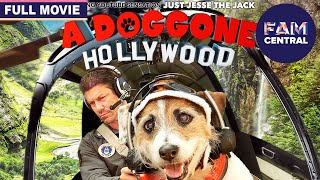 A Doggone Hollywood (2017)   Full Family Adventure Movie
