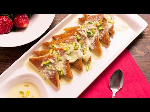 Shahi Tukra Recipe in Urdu شاہی ٹکڑے اردو ریسپی