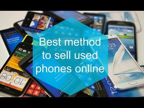Best method to sell used phones online