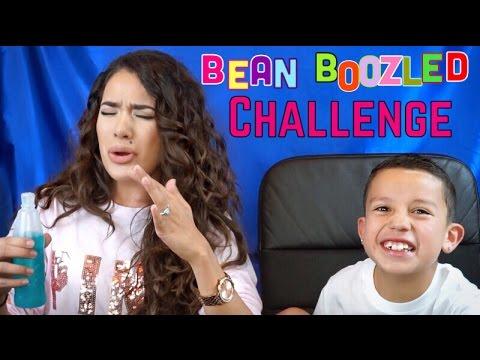 BEAN BOOZLED CHALLENGE | Meet my Step-Son