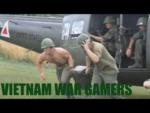 CRHnews - Vietnam wargamers re-enact at Danyms Farm Essex