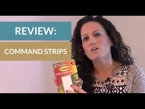 Home Staging Tips: Using Command Strips to Hang Wall Art by Tori Toth