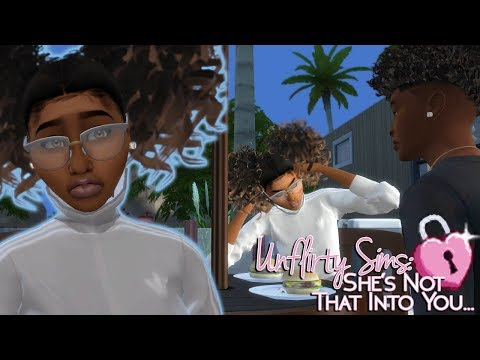 She's NOT That Into You   Unflirty Sims   The Sims 4