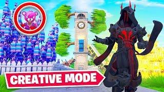 NEW *CREATIVE MODE* Hide & Seek In Fortnite!