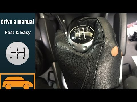 How To Drive a a Manual In 3 Easy Steps (Audi TT)