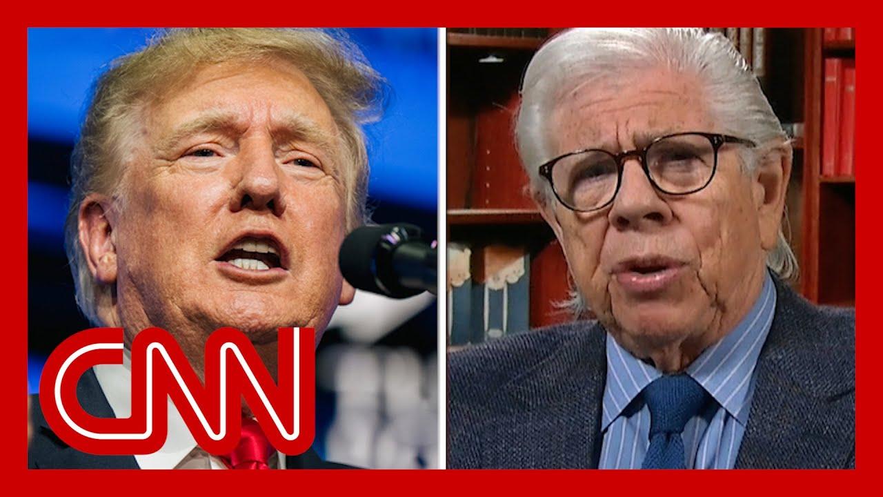 Carl Bernstein: Donald Trump is our own American war criminal
