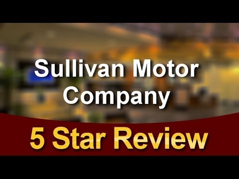 Sullivan Motor Company Mesa Superb Five Star Review by David S.