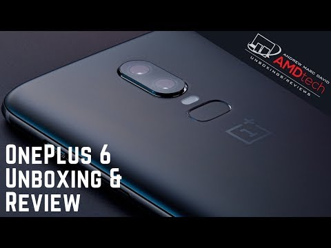OnePlus 6 Unboxing & Review: The $529 Flagship Smartphone