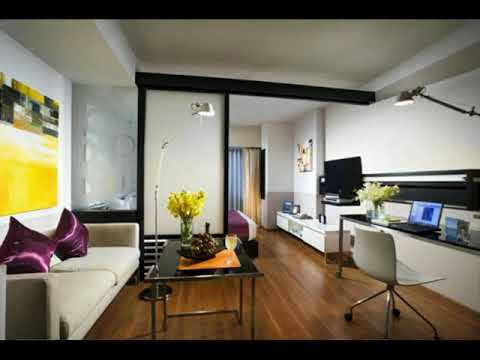 Design Solutions for Studio Apartments