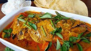 Fish Head Curry | Kari Kepala Ikan