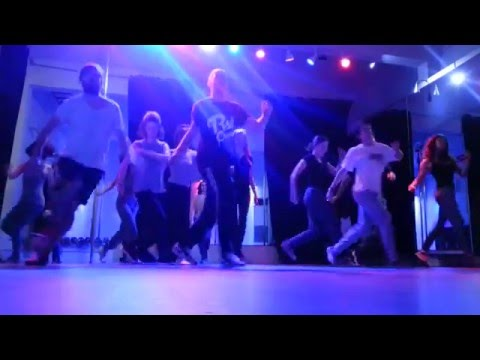 House  Dance workshop in Istanbul