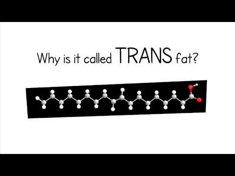 What is Trans Fat? - Everyday Chemistry