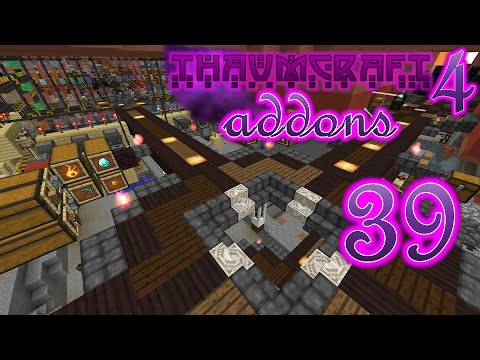 Minecraft Thaumcraft 4 Addons #39 - Base Tour and Goodbye