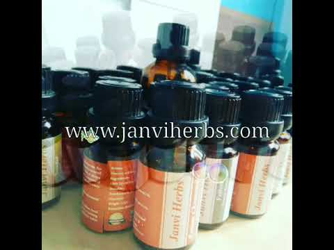 Janvi Herbs Certified Organic Essential Oils Manufacture and Wholesale Supplier