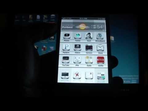 Agrega Widgets en tu iPhone, iPod Touch e iPad con Dashboard X