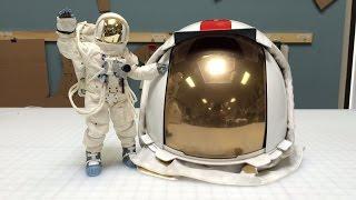 CLOSER LOOK: The Apollo LEVA (Moon Helmet)