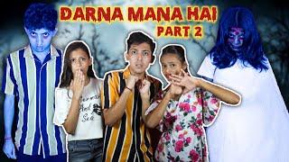 Darna Mana Hai   Part 2  Hindi Horror Story   Prashant Sharma Entertainment