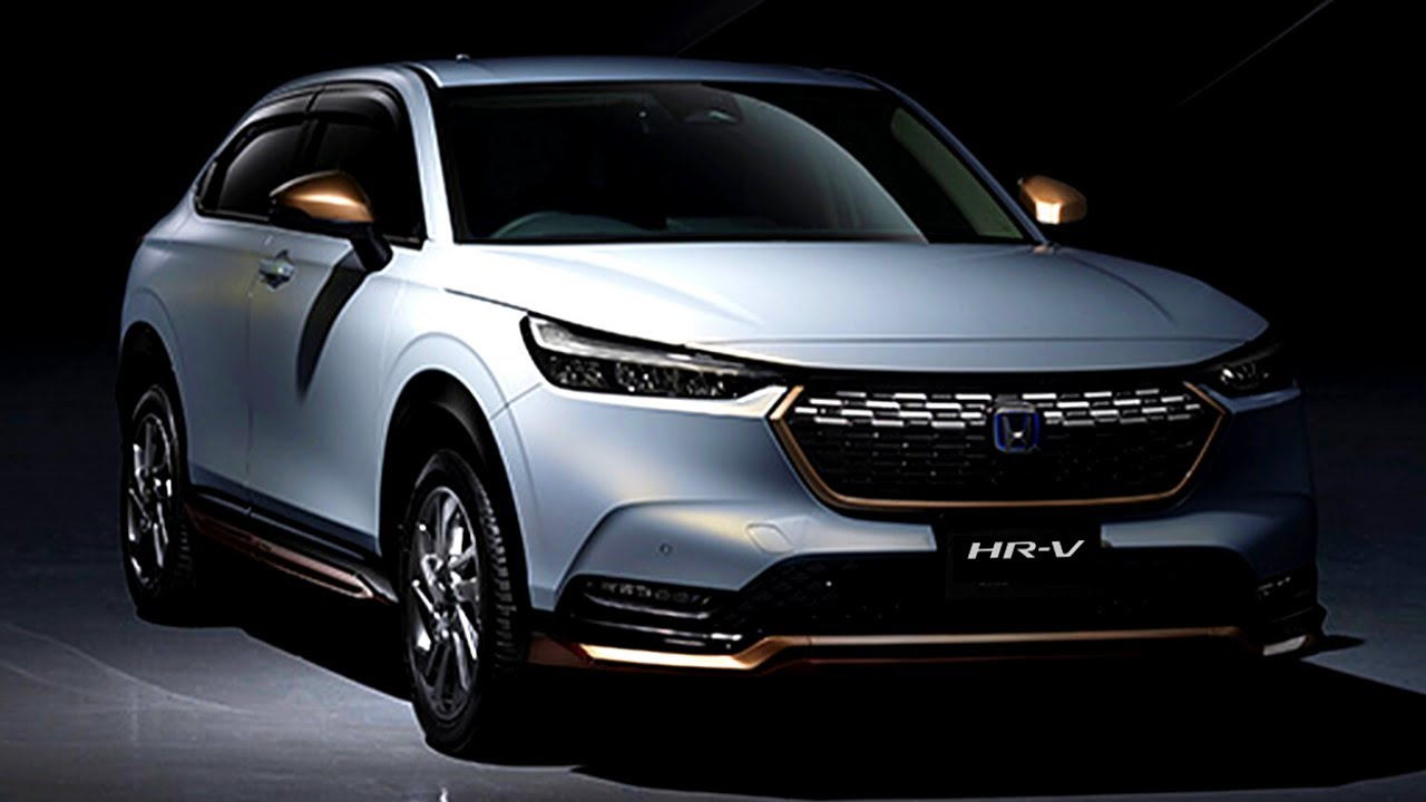 2022 Honda HR-V (Redesign) - Fresh New Look! Interior and Exterior | Features | Colors | Vezel
