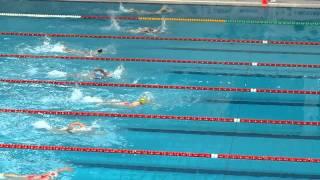 Francesca Ardissone 50 M Stile 15.05.2011 Novara.mov