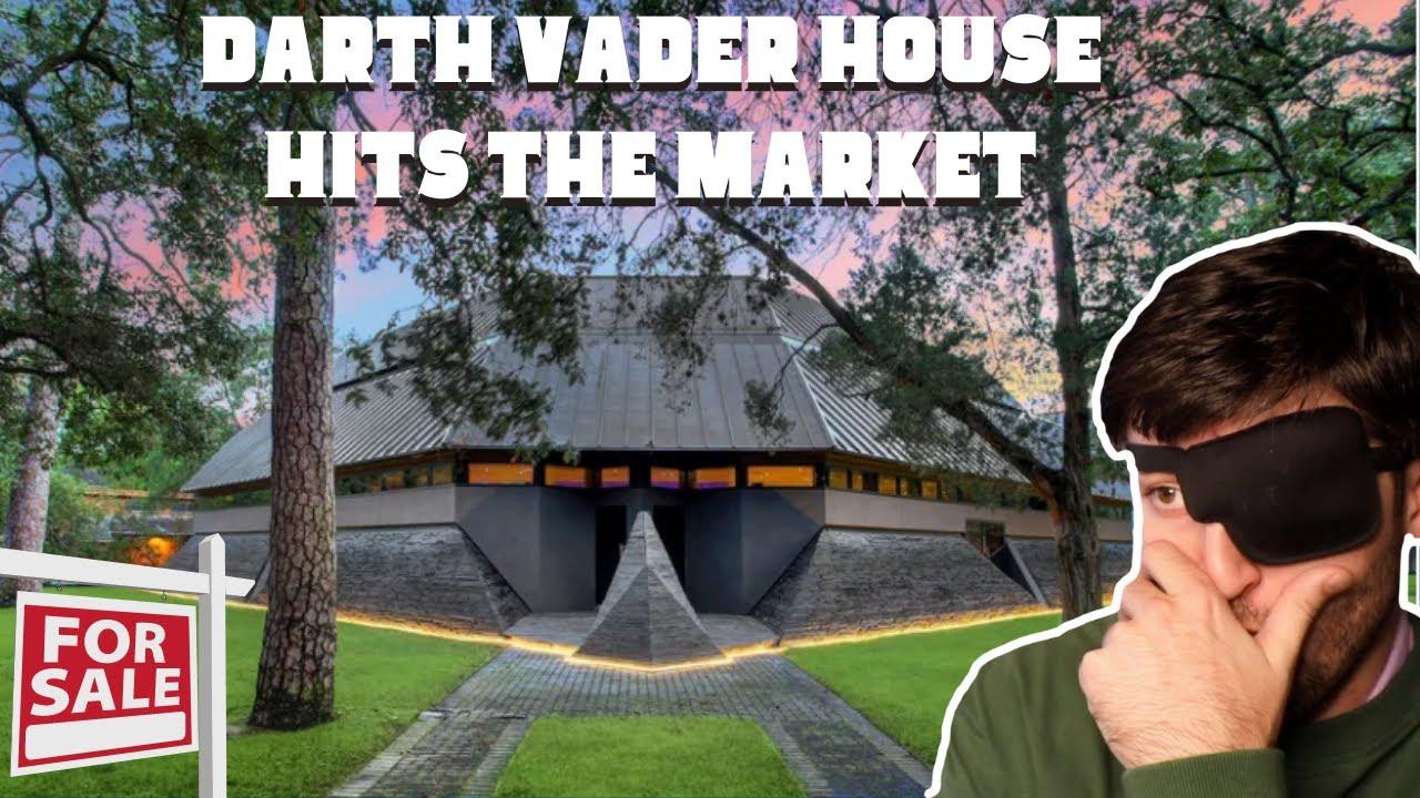 BUYING THE MULTI-MILLION DOLLAR DARTH VADER HOUSE?