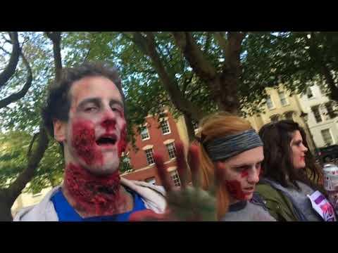 Bristol Zombie Walk 2017