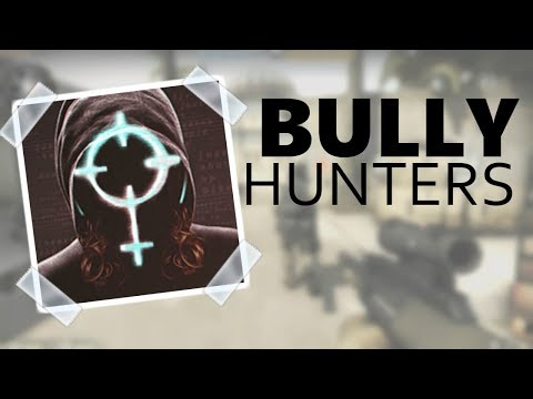 The HILARIOUS FAILURE of #BullyHunters (the entire story)