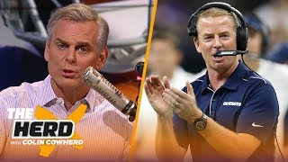 Cowboys' problem is a coaching deficiency, Browns' loss is due to Baker's judgment | NFL | THE HERD
