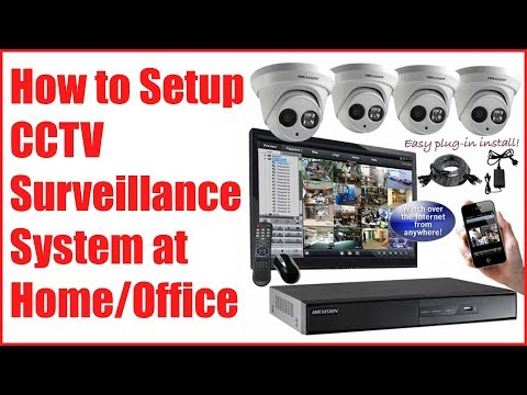 CP Plus IP Camera Installation and Configuration in Hindi | CP Plus CCTV Camera Installation