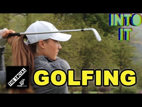 Golfing With Hazel MacGarvie | Into It