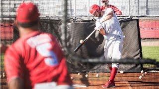 Baseball Star Kris Bryant Pranks a College Team as 'The Transfer'